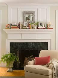 30 Fireplace Mantel Decoration Ideas Regarding Decorating Photos Plans 6