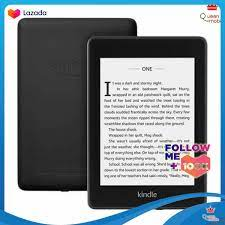 Nơi bán Máy đọc sách Kindle PaperWhite 2018 gen 4 (10th) - Bản 32 GB giá rẻ  4.489.000₫