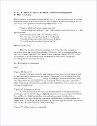 Termination Of Cleaning Services Letter Letter To Terminate Attorney Representation Clean Best S Of Client