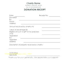Contribution Letter Silent Auction Donation Receipt Template Charity Charitable