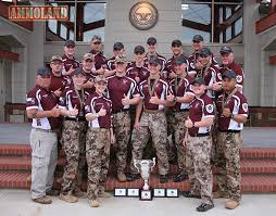 Texas A M Corps Of Cadets Tx A M Corps Of Cadets Marksmans Unit Sweeps 2016 Sasp