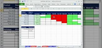 Microsoft Office Gantt Chart Software How To Create A Daily Gantt Chart In Microsoft Excel