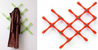 Designer Coat Racks Wall Mounted Designs For The Hanging Of Things Part 100 Coat Racks Core100 88