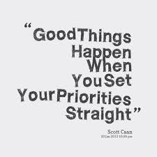 40 Best Priority Quotes And Sayings Classy Priority Of Family Quotes Tagalog