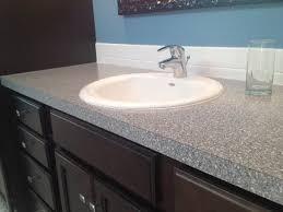 Custom Bathroom Countertops Classy 48 Most Popular Bathroom Vanity Tops Materials Styles And Cost