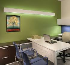 indirect wall lighting. Surface-mounted Light Fixture / Recessed Wall Fluorescent Linear Indirect Lighting