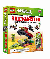 LEGO® Ninjago Fight the Power of the Snakes! Brickmaster Lego Brickmaster:  Amazon.de: DK: Fremdsprachige Bücher