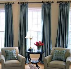 Light Blue Curtains Living Room Window Treatments Latest Window Treatments White And Light Blue