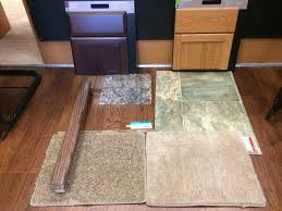 Kitchen Floor Choices Ryan Homes Milan New Home Construction Experience Flooring