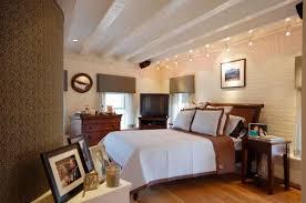 bedroom track lighting ideas. view in gallery gorgeous track lighting for contemporary bedroom ideas decoist