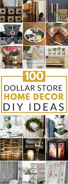 100 dollar store diy home decor ideas dollar stores store and craft