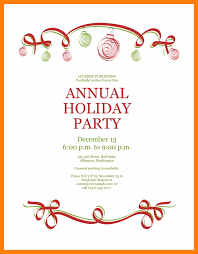 Downloadable Christmas Party Invitations Templates Free Fascinating 48 Free Holiday Invitation Templates For Word 48 Limos