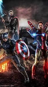 Avengers Wallpaper Cave Download