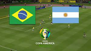 Cuba America .. الارجنتين والبرازيل بث مباشر HD|| مشاهدة مباراة البرازيل  والأرجنتين بث مباشر يلا شوت اليوم 11-7-2021