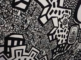 Black And White Art Wallpapers ...