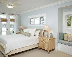 traditional blue bedroom designs. Bedroom Design, Traditional Design With Conventional Window Bed Also Light Blue Sky Wall Paint Designs O
