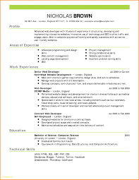 Resume About Me Examples Adorable Resume Web Developer Beautiful Web Developer Resume Examples