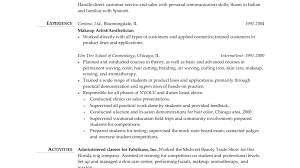 salon assistant resume examples resume awesome cosmetologist resume hair stylist beautician