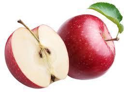 Red Apple Fruit Transparant Wallpaper ...