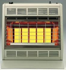 empire gas heaters comfort systems vent free heater with manual control direct propane wall canada