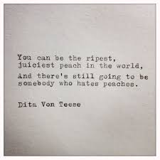 Dita Von Teese Quotes Stunning Dita Von Teese Quote Typed On Typewriter Etsy