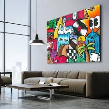 extra large wall art print on canvas