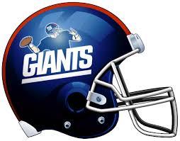 Ny giants helmet Logos