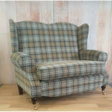 queen anne 2 seater cottage style sofa