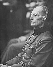 gerd von rundstedt rundstedt as a witness at the nuremberg trial