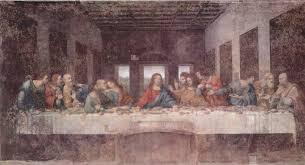 the last supper 1495 leonardo da vinci