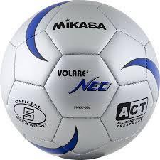 <b>Мяч футбольный MIKASA</b> SVN50-BSL р5 на Лесоторговой в ...