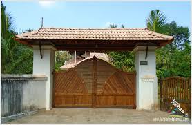 beautiful houses compound wall designs photo kerala house gate home decor s home decor