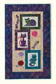 Lunch Box Quilts | Classic Cat's Meow &  Adamdwight.com