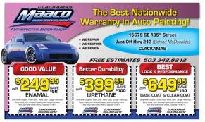 Maaco Car Painting Costs Maaco Cost
