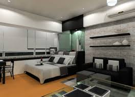 modern lighting bedroom. Modern Minimalist Design Of The Young Man Bedroom Decorating Ideas That Has Wooden Floor Can Be Decor With Lighting Add Beauty Inside M