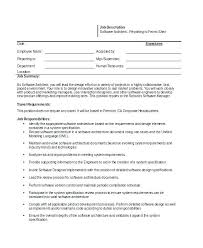 Software Architect Job Description Engineer Template Demand Role ...