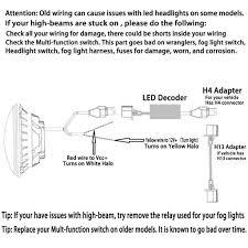 Headlights To Fog Light Relay Wiring Diagram 12V LED Light Wiring Diagram