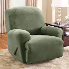 slipcovers idea breathtaking chair slipcovers bed bath and beyond chair coversdark green suede covers