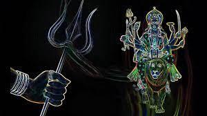 3d Wallpaper God Durga