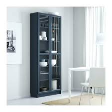 bookcase with glass doors ikea bookcase with doors billy bookcase with glass doors dark blue billy