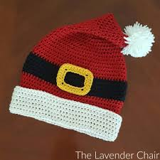 Crochet Santa Hat Pattern Unique Inspiration