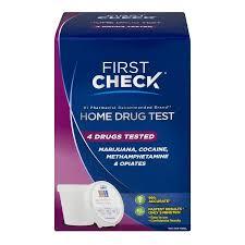 dollar general drug test form first check home drug test 4 drugs tested 1 0 ct walmart com