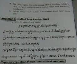 Pada kesempatan ini kami berbagi soal pat bahasa indonesia smp kelas 8 kurikulum 2013 tahun pelajaran 2018/2019 (7) mayor : Kunci Jawaban Buku Paket Bahasa Jawa Kelas 7 Kurikulum 2013 Guru Galeri