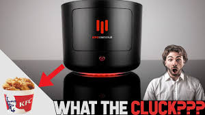 KFConsole - It's OFFICIAL!! A Gaming Console by KFC??? - YouTube