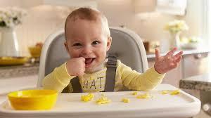 Thực đơn cho bé ăn dặm lần đầu tiên - Cách nấu cháo ăn dặm 30 ngày