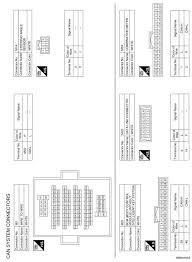 nissan sentra service manual wiring diagram can lan system wiring diagram