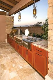 brown jordan outdoor kitchens this kitchen features