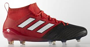 adidas 2017 cleats. adidas ace 17.1 primeknit - red / core black white 2017 cleats r
