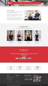 gym website design gymful gym yoga fitness psd template by dot_themes themeforest