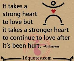 Best Quotes About Strong Heart